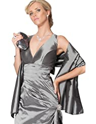 SEXYHER Taft-Schal / Wrap eignet sich f¨¹r jede Abendkleid - Taft-Schal