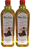 #10: 2 Sesame Oil-The Finest-FSSAI Certified- 2 x 1 Lit Sesame Til Cooking Oil (Cold Pressed Virgin Kachi Ghani) (MRP 530/-but save 70/- by grabbing the combo today). (BUY MORE SAVE MORE) Try other 3 Oils also