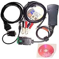 Lorenlli Fit PP2000 Full Chip Fit Lexia 3 OBDII OBD2 Diagbox V7.83 Herramienta de