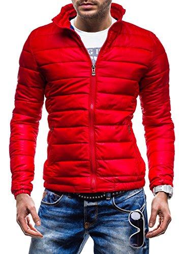 am besten einkaufen neueste Outlet zu verkaufen BOLF Herrenjacke Herren Jacke ohne Kapuze Winterjacke KAMLIN ...