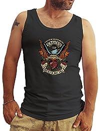 Eagles Of Death Metal Color Hombres Camiseta Sin Mangas Tank Tops