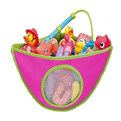 HENGSONG Baby Kinder Wasserdicht Badewanne Spielzeug Aufbewahrungstasche Halter Organizer Badespielzeug