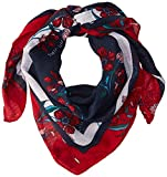 Pepe Jeans Martina Scarf PL110580 Echarpe, Multicolore (Multi Bleu 0aa), (Taille Fabricant:Taille Unique) Femme