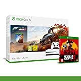 Xbox One S 1TB + Forza Horizon 4 + 14gg Xbox Live Gold + 1 Mese Gamepass [Bundle] + Red Dead...