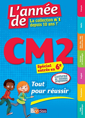 L'Anne de CM2 - Nouveau programme 2016