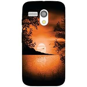 Motorola Moto G Back Cover - Abstract Designer Cases