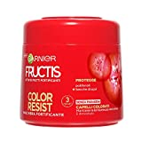 Garnier Fructis Color Resist Maschera per Capelli Colorati, 300 ml