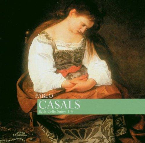 Cello-suiten Bach Casals (Cello Suites 1-6)