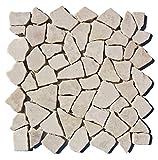 M-003 Marmor Mosaikfliesen Naturstein Fliesen Lager Verkauf Stein-Mosaik Herne NRW Marmormosaik