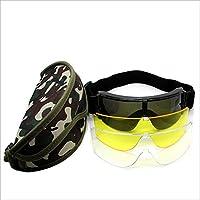 Taktische Brille StoßFeste Brille Schutzbrille Outdoor Sports Reitbrille