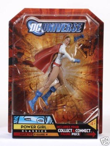 DC Universe Classics Imperiex Series Wave 10 Figure 4 Power Girl Action Figure 10 Power Girl