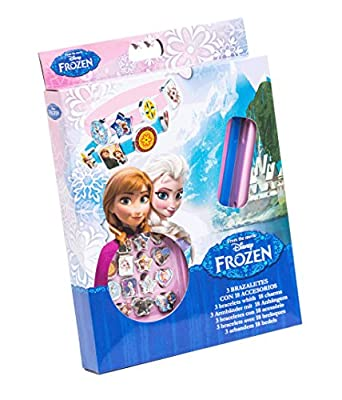 Disney Frozen - Pulsera de juguete de Disney Frozen