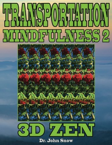 Transportation Mindfulness 2: 3D Zen: Volume 2 por Dr. John Snow