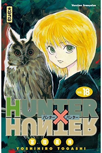 Hunter X Hunter - Tome 18 (Shonen)