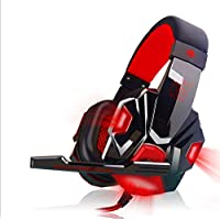Headset cuffie microfono gaming KLIM con cavo jack plug &