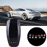 Sedeta® Rilevatore di autovelox radar auto Allarme sistema Full Band 360 per voce di allarme per la sicurezza