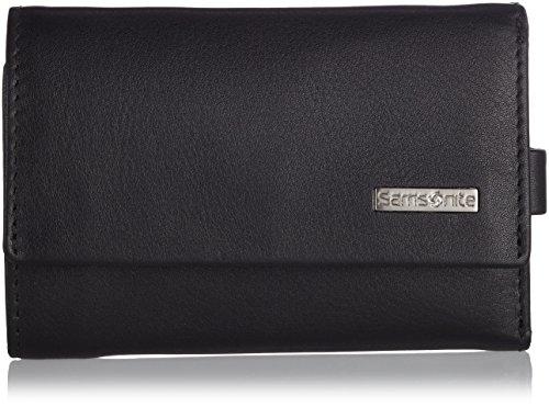 Samsonite S-Derry Slg Key Hanger 6 H+Ext Ring Münzbörse, Black