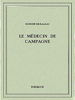 Le médecin de campagne par [De Balzac, Honoré]