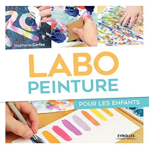 Labo peinture pour les enfants