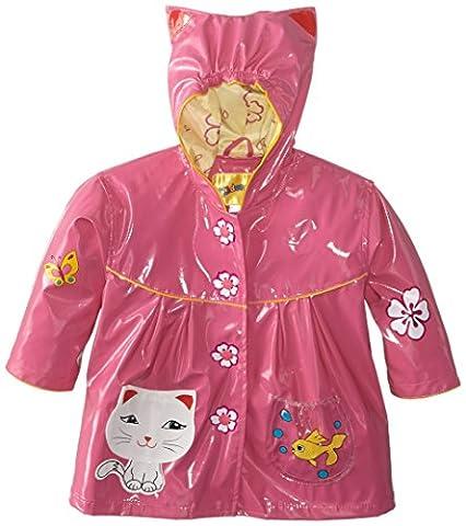 Kidorable Cat Raincoat (UK 3)