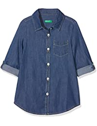 United Colors of Benetton Mädchen Bluse Shirt