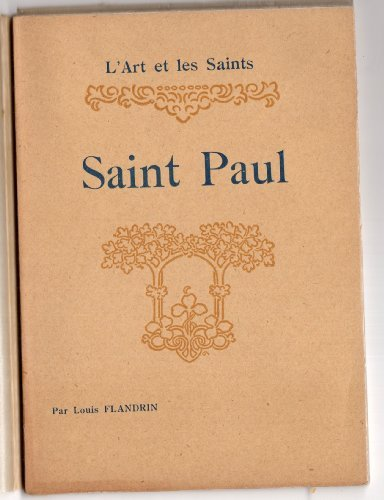 L'Art et les Saints : Saint Paul