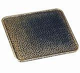 SIDCO ® Bodenblech Ofenblech Funkenschutz Ofenschutz Bodenplatte Funkenschutz 50 x 60 cm