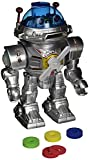 #5: HPK WALKING SHOOTING ROBOT WIT LIGHTS & SOUNDS EFFECTS TOY FOR KIDS