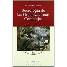 Sociologia De Las Organizaciones Complejas (Ciencias Sociales)