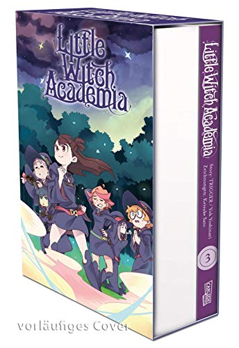 Little Witch Academia, Band 3 im Sammelschuber (Witch Band)
