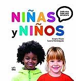 Niñas y niños: Cada una, cada uno, diferente
