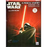 STAR WARS – a musical Journey – Episodes I – VI – Instrumental Solos Flute – Spartiti per flauto