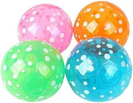 Set de jouets de de de plage gonflable Ballon de plage de 4 enfants Jouer eau Beach Ba | Une Performance Fiable  d1a3f9