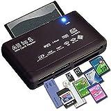 Morza Tutti in un Lettore di schede USB 2.0 Carta di deviazione Standard del Lettore di Scheda di TF di Sostegno CF SD Mini SD SDHC MMC MS XD