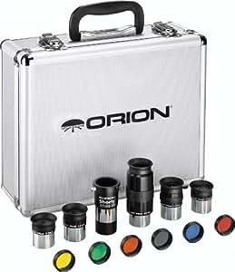 """Kit d'accessoires Premium pour télescope Orion 1,25"""" (31,75 mm)"""