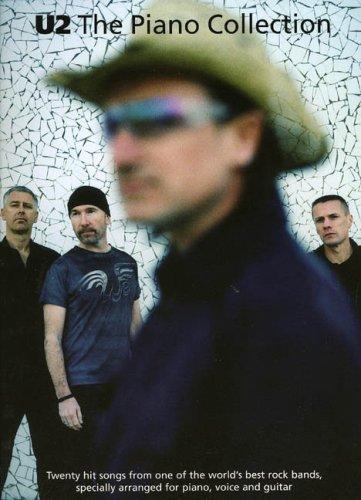 U2: The Piano Collection: Noten für Gesang, Klavier (Gitarre) (Piano Collection S.)