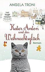 Kater Anton und das Weihnachtsglück: Roman