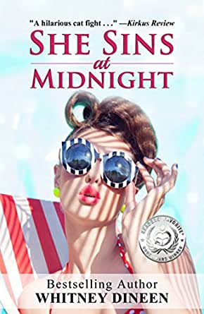 f6cb272ebab She Sins at Midnight eBook  Whitney Dineen  Amazon.co.uk  Kindle Store