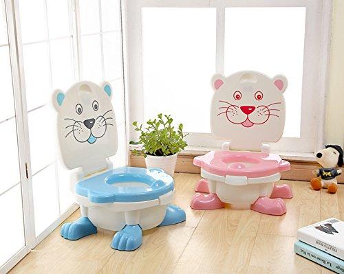 Sedia vasino per bambini bambine in vasino portatile da