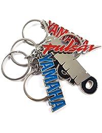Bike Key Chain Key Ring, Bike Logo Keychain, Gift For Someone Who Purchased New Bike Or Scooter