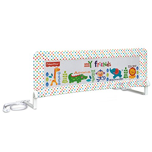 Fisher Price Foldable Bed Rail Guard XL - 5 feet