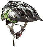ABUS Casco da bicicletta Mountx, Unisex, MountX, Grigio Camouflage, M (53-58 cm)
