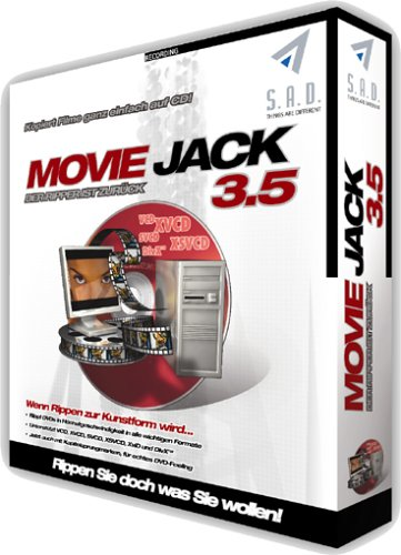 MovieJack 3.5 (Dvd-ripper-software)