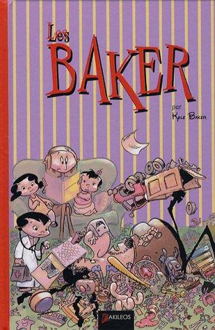 Les Baker - tome 1 (1)