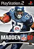 PS2-Game MADDEN NFL 07