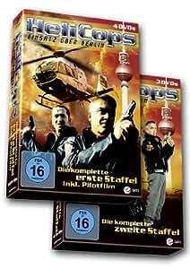 Helicops - Staffel 1&2 [7 DVDs] - Bundle