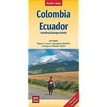 COLOMBIE / EQUATEUR