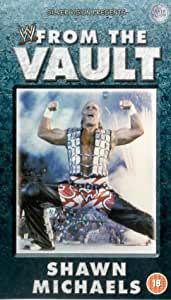 Wwe: From The Vault - Shawn Michaels [VHS]