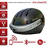 Airwheel Casco con Bluetooth, Manos Libres de Cámara de Acción, C5. XL Tamaño...