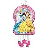Verbetena 014200743 Princesas Disney - Piñata silueta Luxury, 46X65 cm